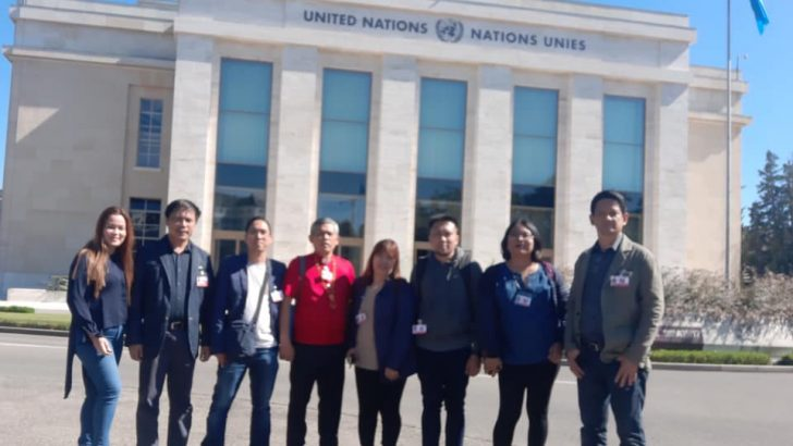 Ecumenical delegation to present to UNHRC cases of right violations, seek justice