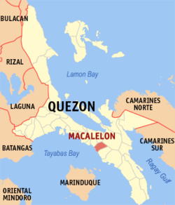 Farmer arrested in Quezon