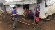 For Ground Zero IDPs, there's no going back