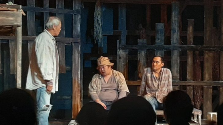 Katsuri: Sharing the sakadas' dream