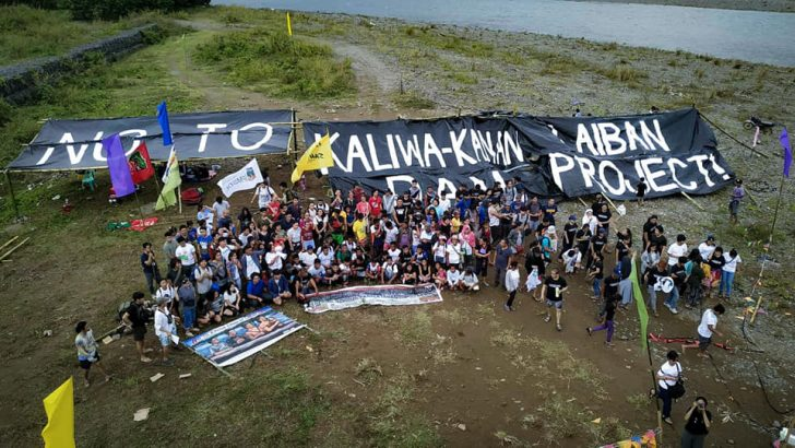 On Dumagat Day, tribes vow continuing resistance to Kaliwa dam project
