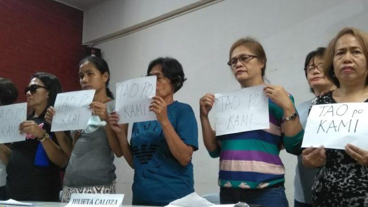 'Tao po kami' | Kin decry the 'inhumane treatment' of Bilibid inmates