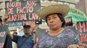 De facto martial law terrorizes civilians in Negros, Bicol, Eastern Visayas