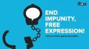 End Impunity, Free Expression!