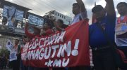 Striking workers vow to continue Bonifacio legacy