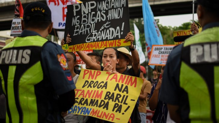'Huli' week aims to cripple opposition – Bayan Muna