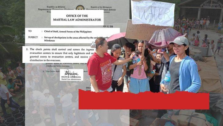Militarizing humanitarian response