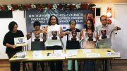 Groups submit 1st wave of human rights reports to UN
