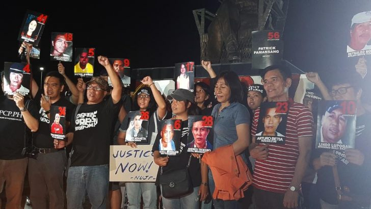 Kin of victims demand conviction of Ampatuans