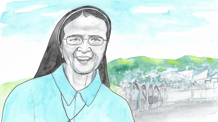 How service to the poor filled the void in Sr. Elen's heart