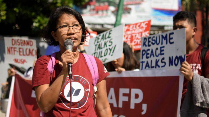 Wife of political prisoner decries inhumane treatment