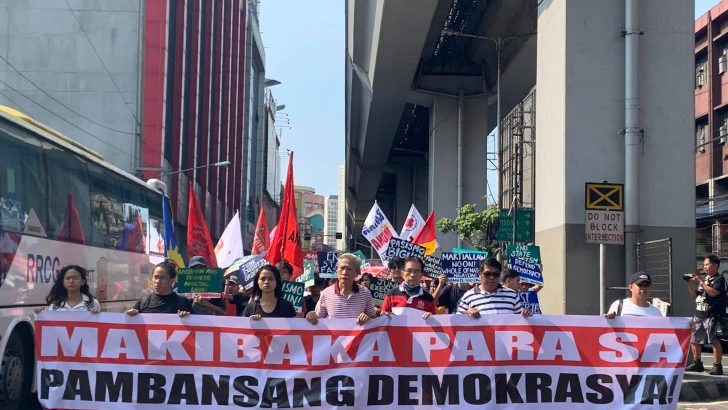 Veterans of martial law commemorate 'Battle of Mendiola'