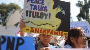 Duterte urged to stop all-out war, resume peace talks
