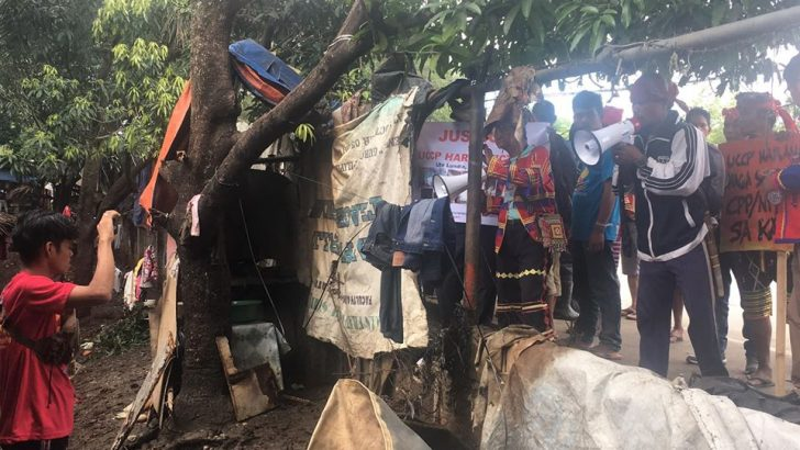 Paramilitary forcibly enters Church Lumad sanctuary