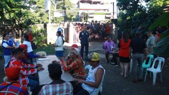 Police bars Davao media from lumad presscon