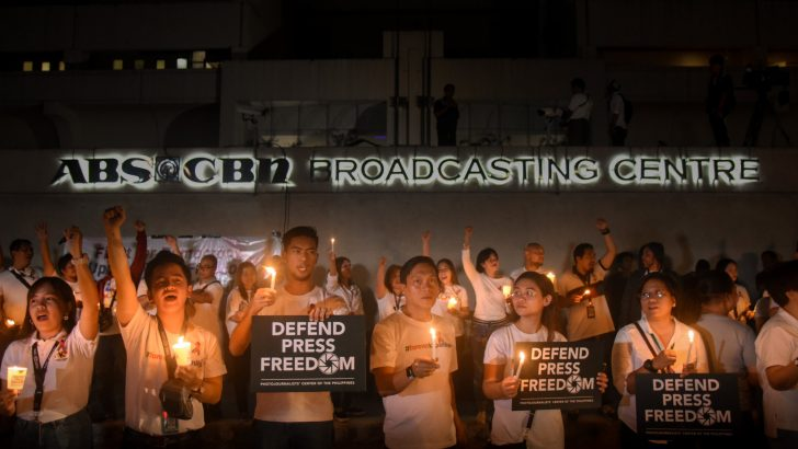 PH gov't orders ABS-CBN shutdown