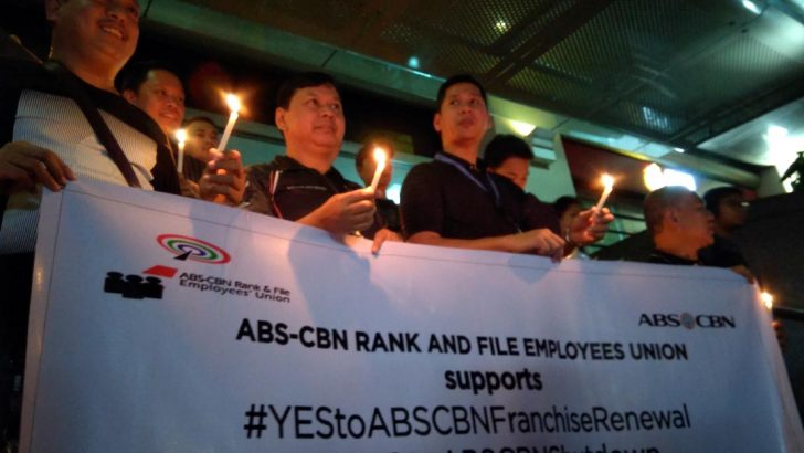Congress still not tackling ABS-CBN franchise bills