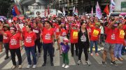 'Rise for rice' | Global women's action calls for scrapping of rice liberalization law