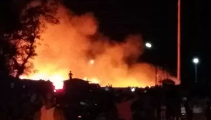 500 families left homeless in aftermath of Cavite blaze
