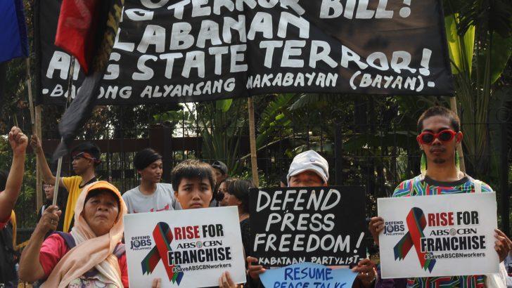 Groups urge Congress to uphold democracy