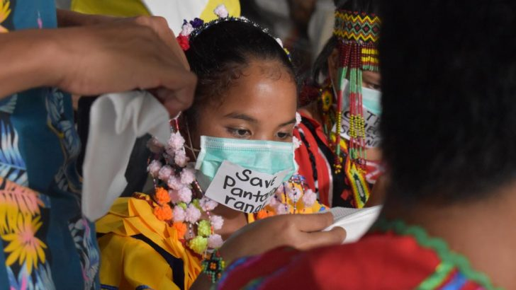 Lumad 'bakwit' school faces risk of virus infection, food shortage amid lockdown