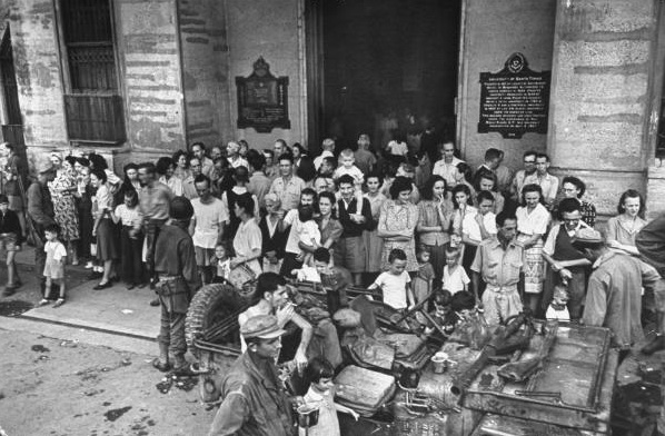 Manila as a haven for Jewish communities