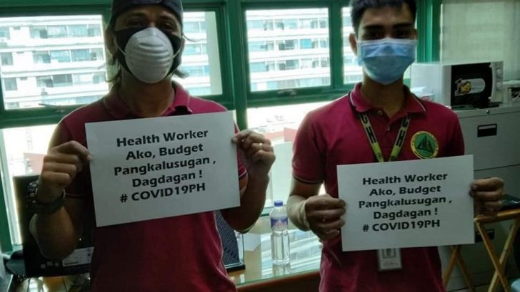 Mass testing for health workers urged anew amid spike in COVID-19 positive cases