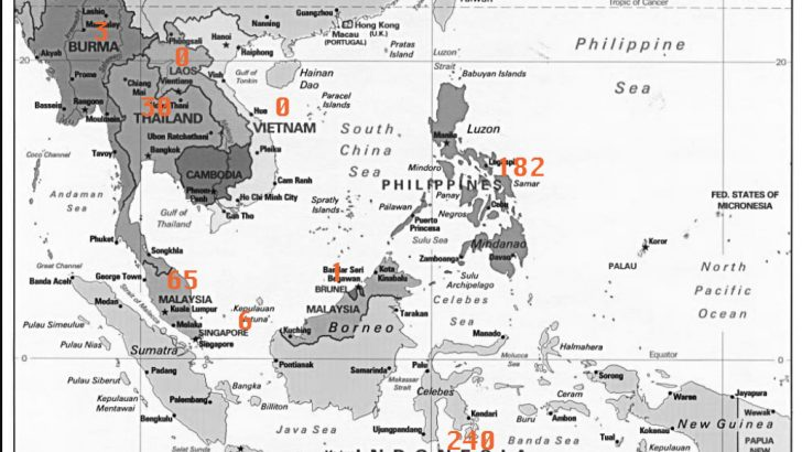 PH, 2nd highest COVID deaths in Southeast Asia