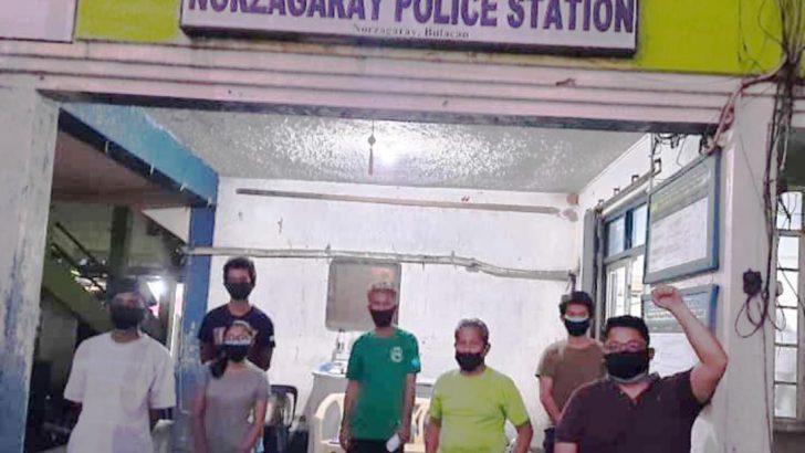 Ex-solon, relief volunteers released on bail