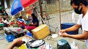 Informal workers find ways to earn, but still struggle because of lockdown