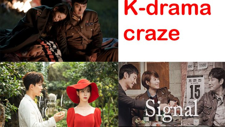 Love and life lessons from watching Korean TV dramas