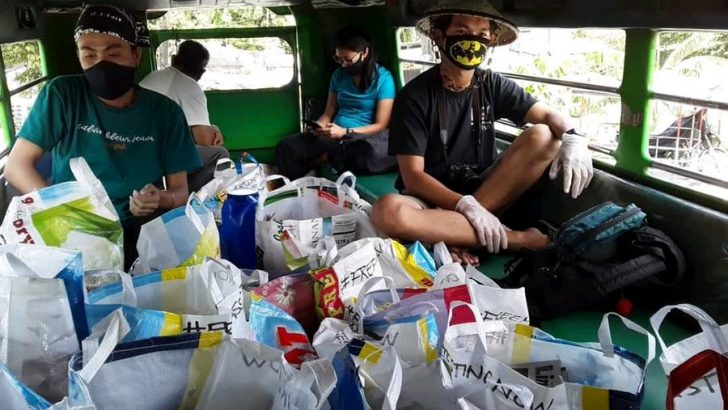 6 relief ops volunteers arrested sans charges