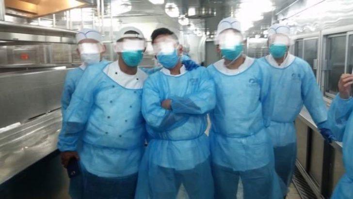 Filipino seafarers lament lack of government assistance amid COVID-19
