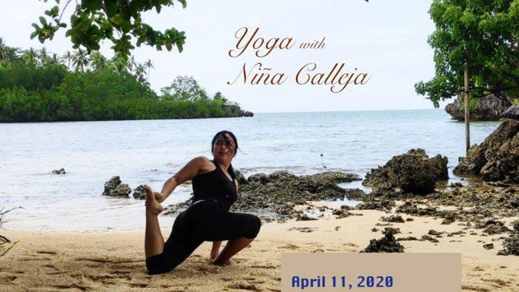 Bulatlat hosts yoga practice, advocates for mental health awareness