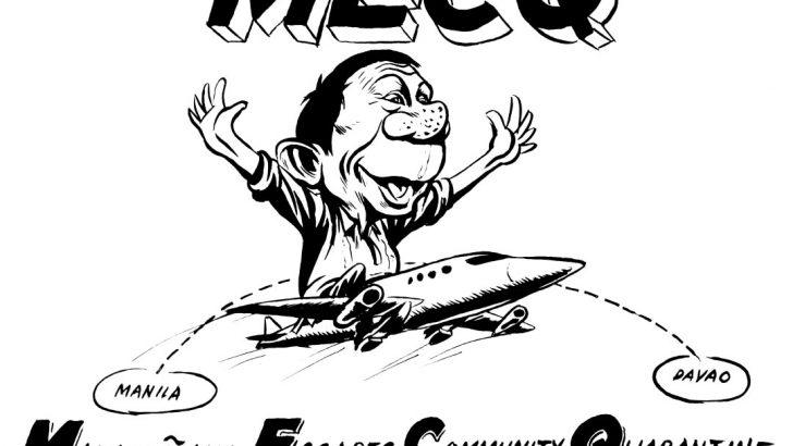 MECQ according to Duterte