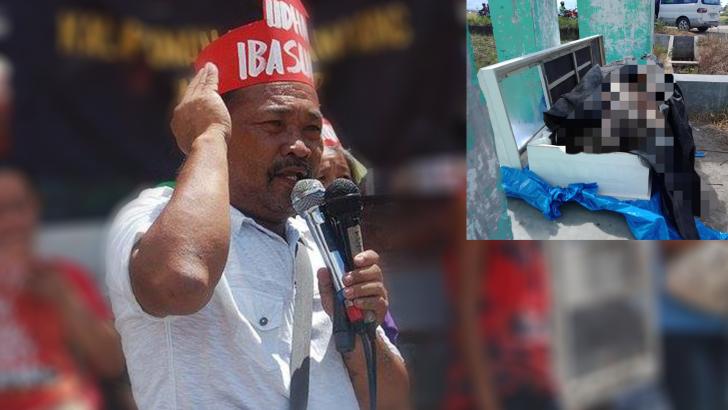 Urban poor leader killed in Ormoc
