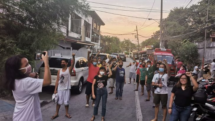 QC prosecutor orders 18 youth, relief volunteers freed for lack of evidence