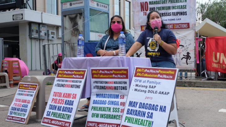 Suspension not enough, scrap mandatory Philhealth for OFWs – group