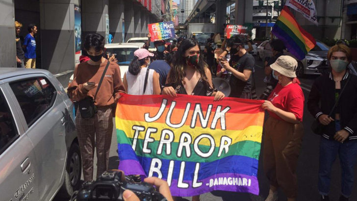 Women's group condemns arrest of #Pride20, cites violation of international laws