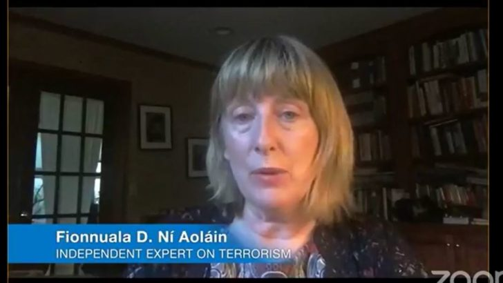 UN expert expresses concern on anti-terror bill