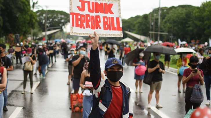 4 reasons why anti-terror bill should be junked