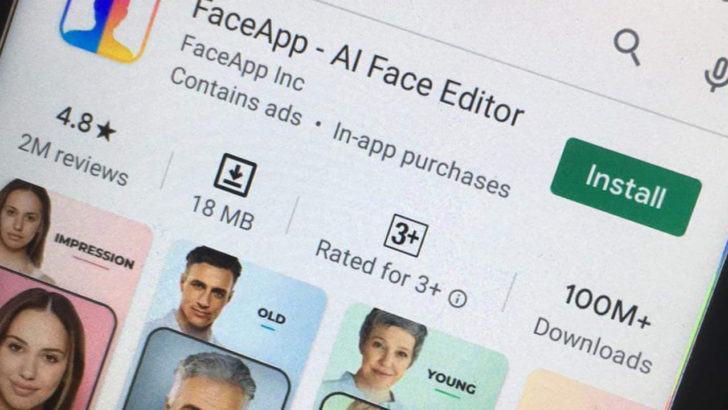Digital rights advocates warn of FaceApp's security breach amid terror bill