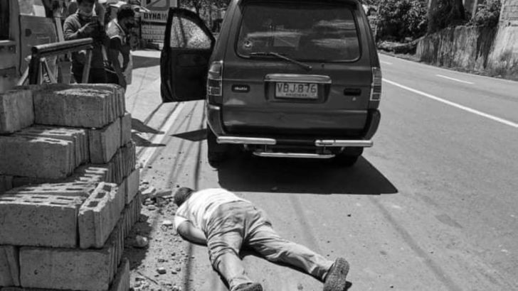 Barangay captain in Laguna shot dead