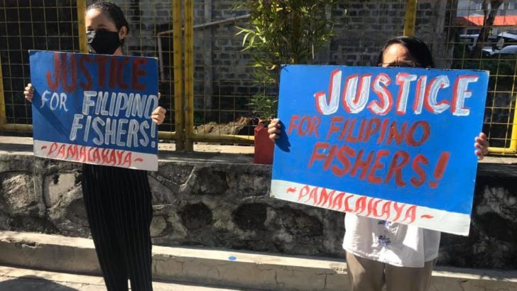 Group condemns another Chinese 'hit-and-run' incident on PHL waters