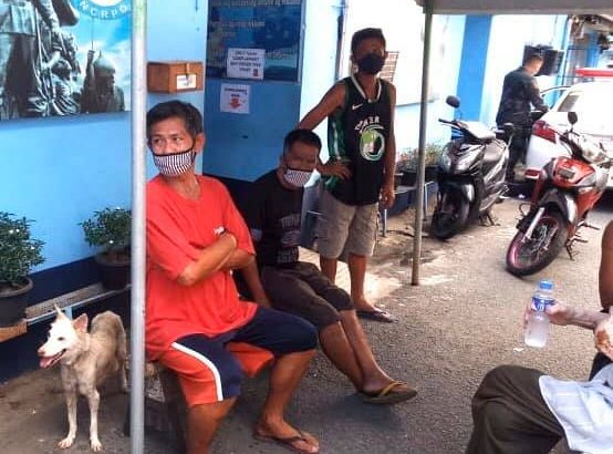 2 of 6 detained jeepney drivers, COVID-19 positive