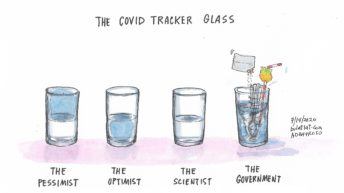 The COVID Glass