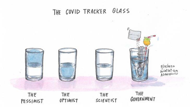 The COVID Glass