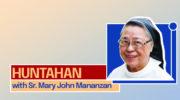 Huntahan with Sr. Mary John Mananzan