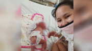 Manila court denies mother's plea to be with newborn