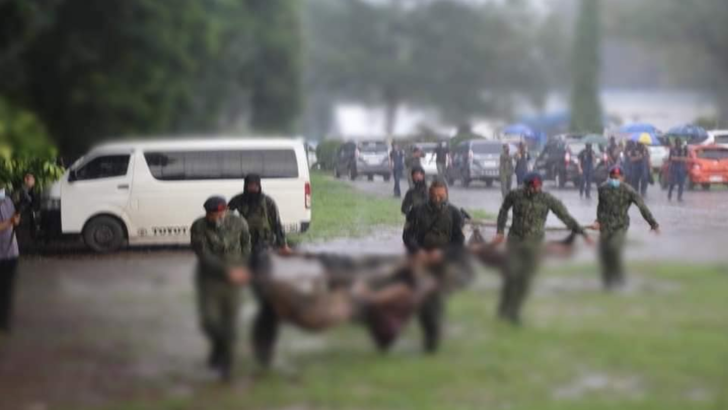 Police deny families right to claim remains of 3 alleged NPA fighters